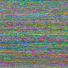 wrong aka glitch art :-) 2020-and-2019-roland-flickr-imagemagick-average-colours