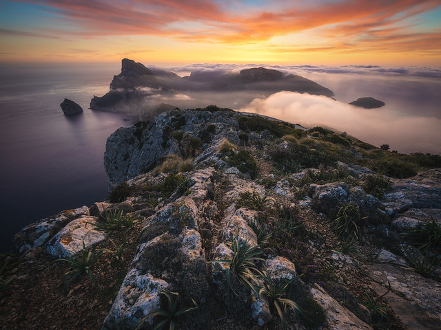 Mallorca - Cap Formentor Sunrise