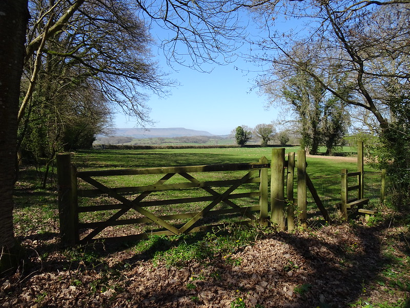 Gate and Stile, on the footpaths to Tremorithic