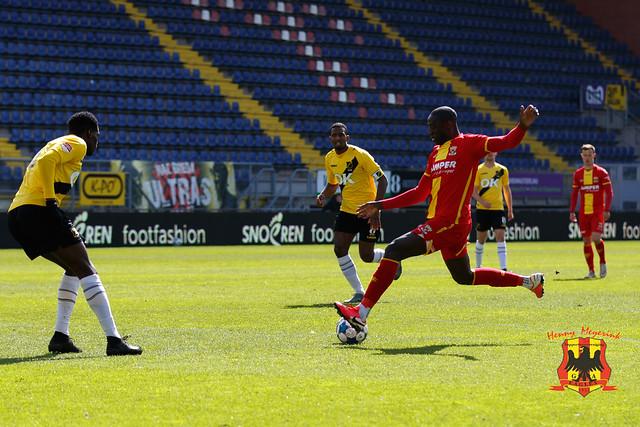 NAC - Go Ahead Eagles 05-04-2021  0-1
