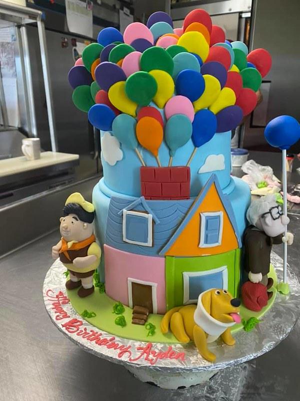 Cake by Lulu's Bakery