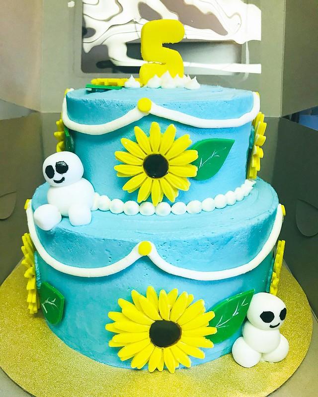 Cake by GypsyBaked, LLC