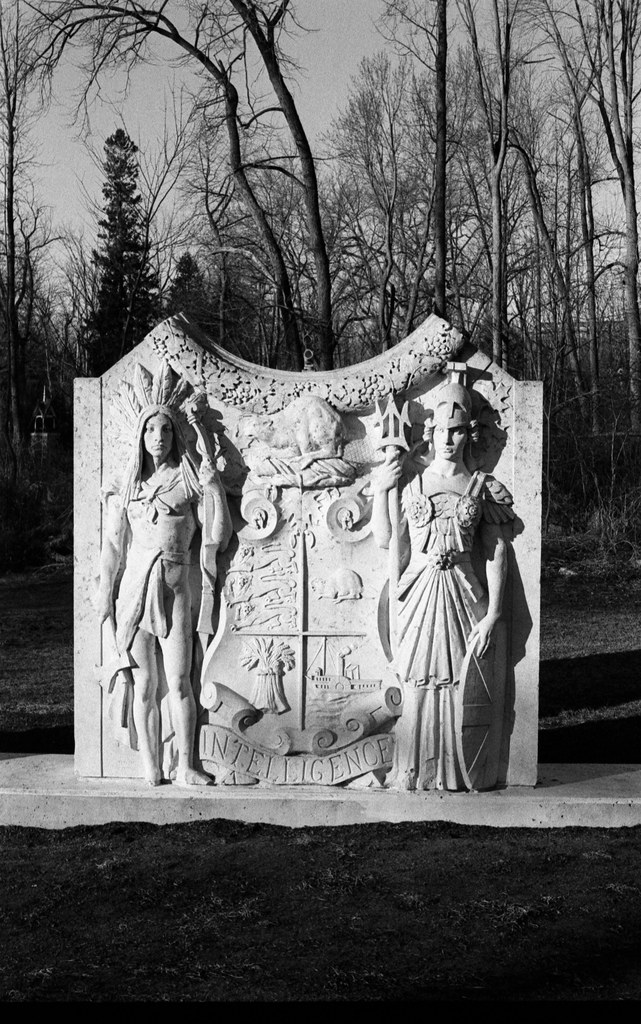 Three Architecture Relief Two