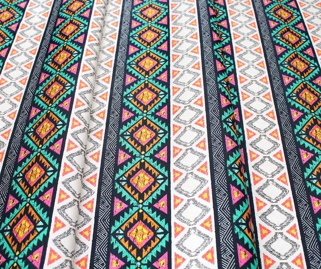 Art Gallery Fabrics Andina Vivid Pallay