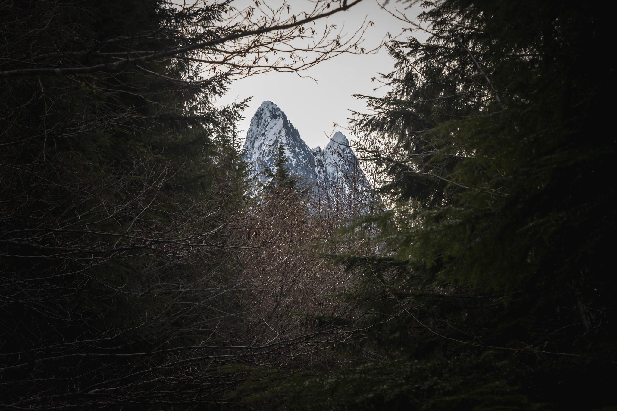 Garfield Mountain making a cameo