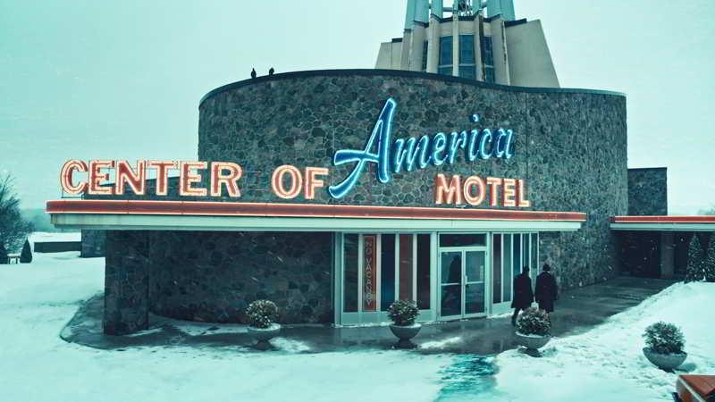 Center of America Motel