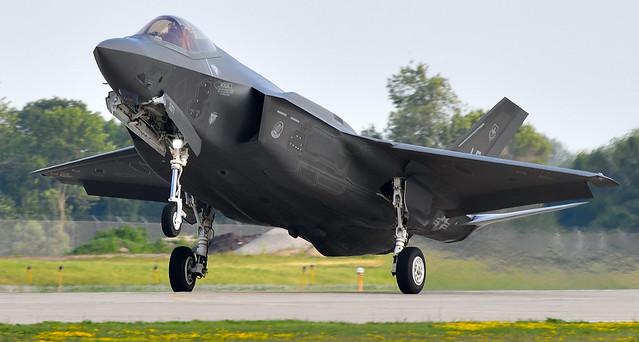 Lockheed Martin F-35A Lightning AF 13-5071 USAF ,