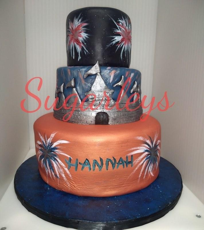 Cake by Sugarleys