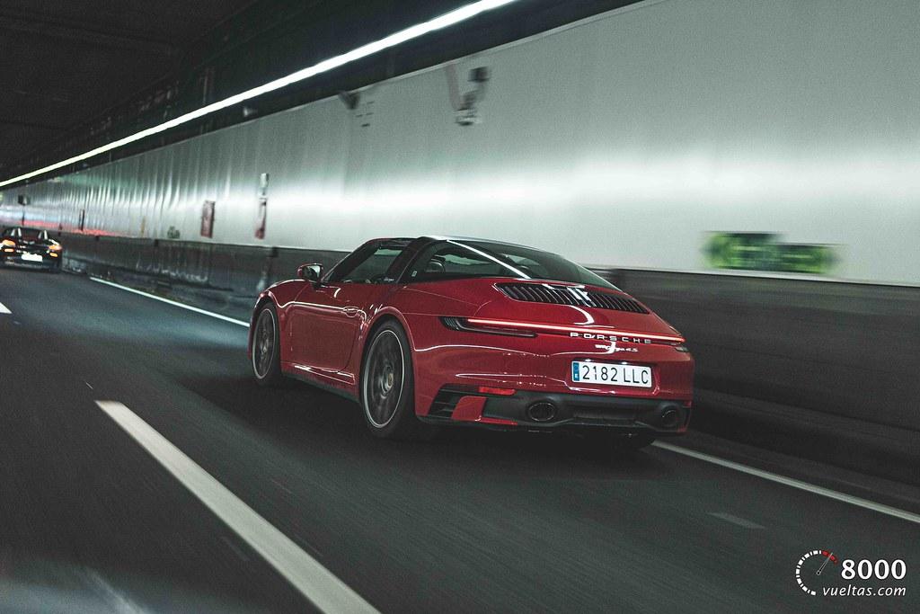 Porsche 911 Targa 4S -  8000vueltas-73