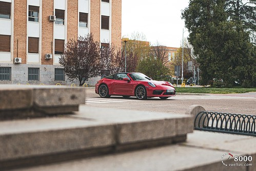 Porsche 911 Targa 4S -  8000vueltas-20