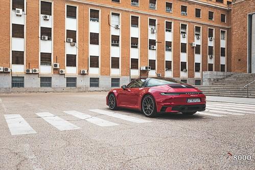 Porsche 911 Targa 4S -  8000vueltas-16