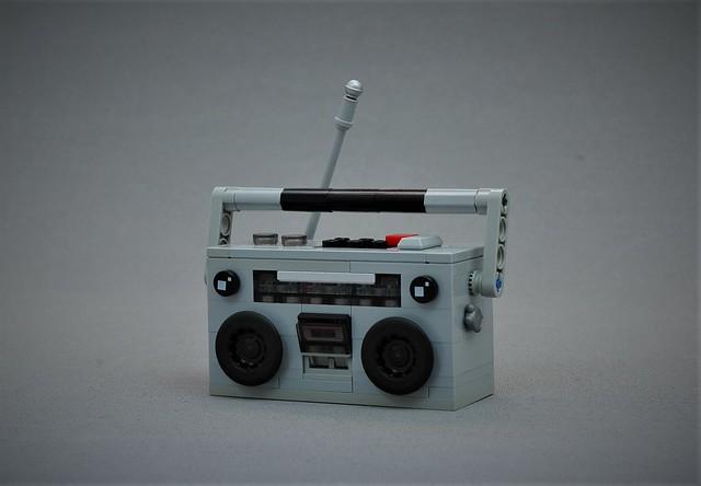 1980s radio - April tools
