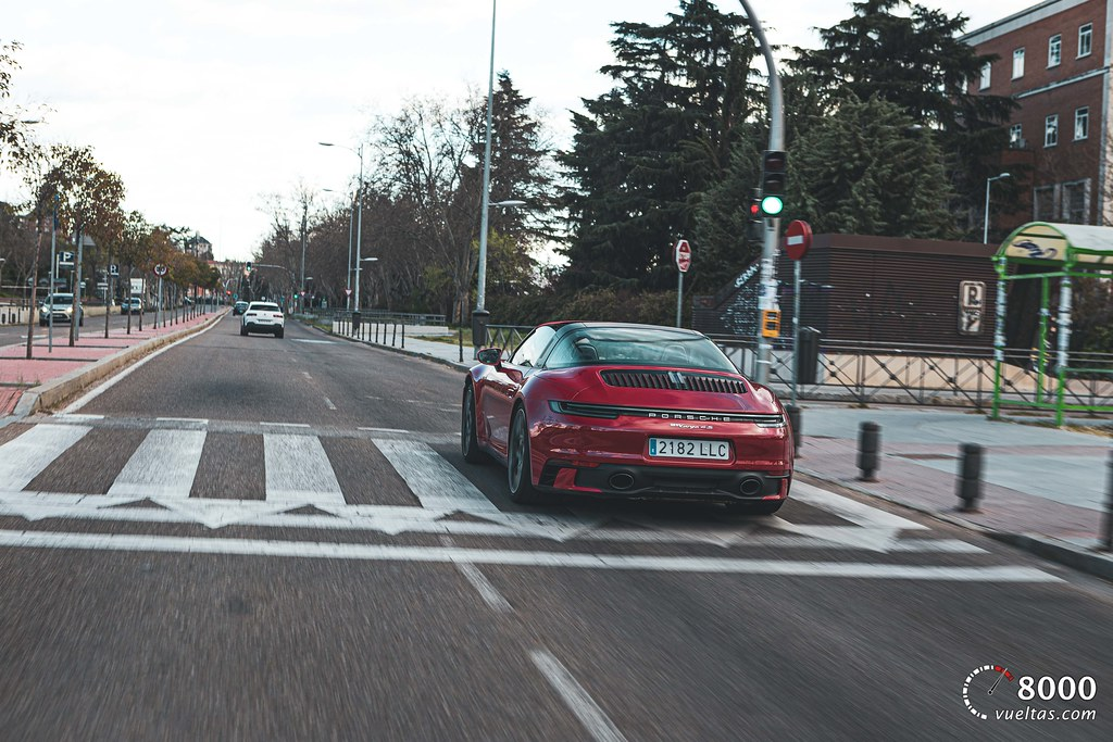 Porsche 911 Targa 4S -  8000vueltas-63