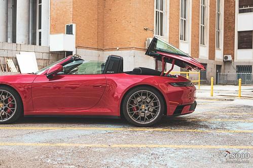 Porsche 911 Targa 4S -  8000vueltas-28