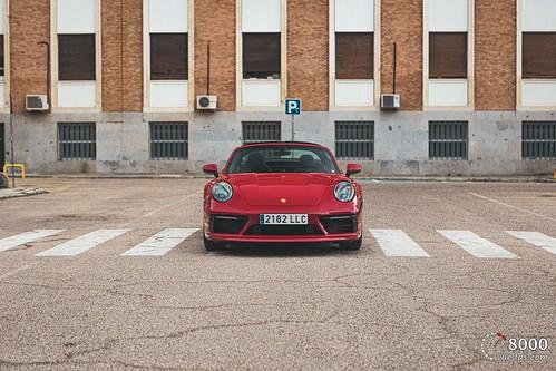 Porsche 911 Targa 4S -  8000vueltas-22