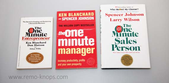 The One Minute Manager - Ken Blanchard & Spencer Johnson 8620