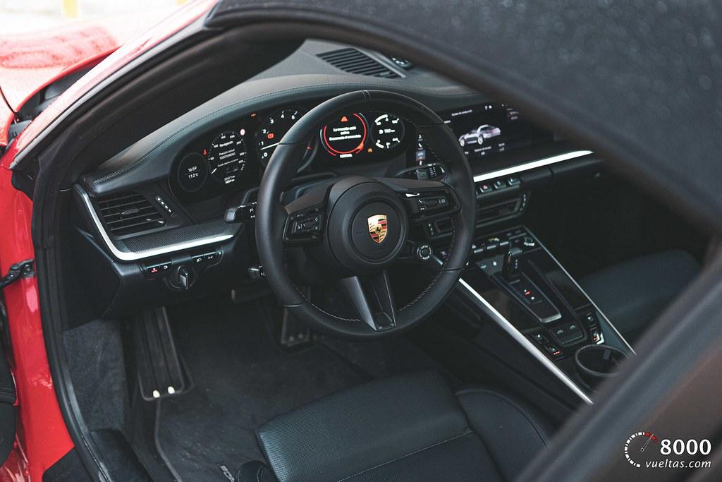 Porsche 911 Targa 4S -  8000vueltas-54