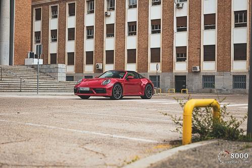 Porsche 911 Targa 4S -  8000vueltas-24