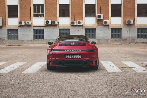 Porsche 911 Targa 4S -  8000vueltas-18