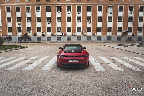 Porsche 911 Targa 4S -  8000vueltas-17