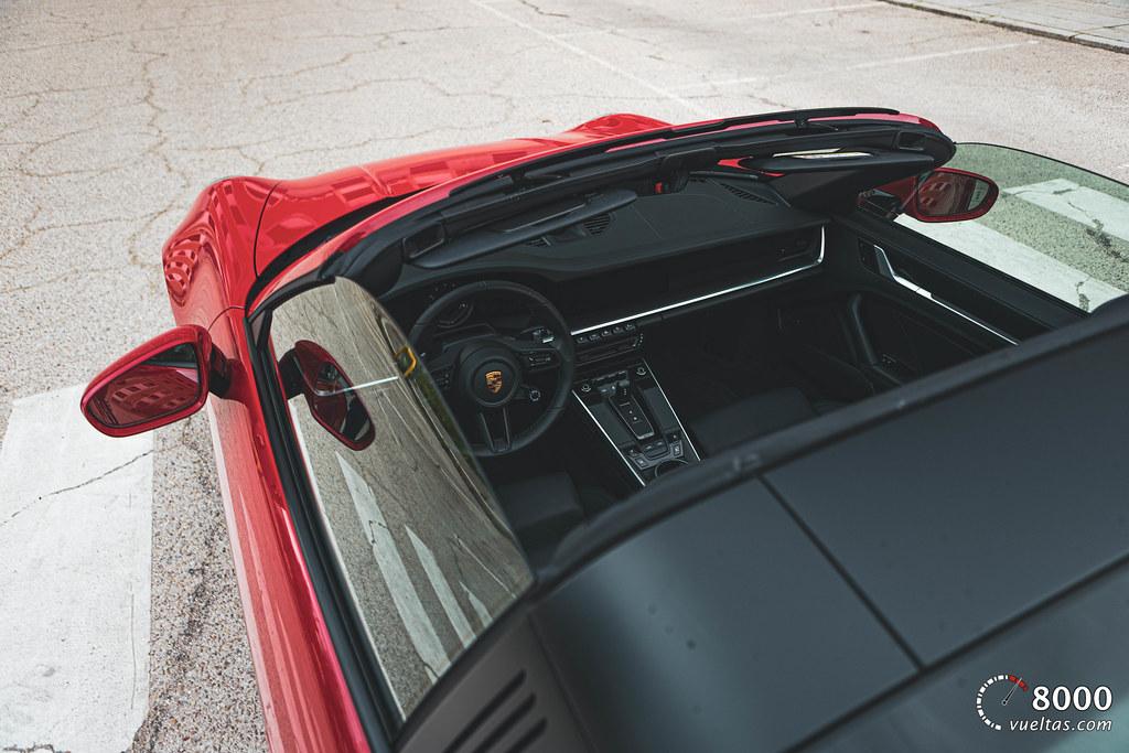Porsche 911 Targa 4S -  8000vueltas-8