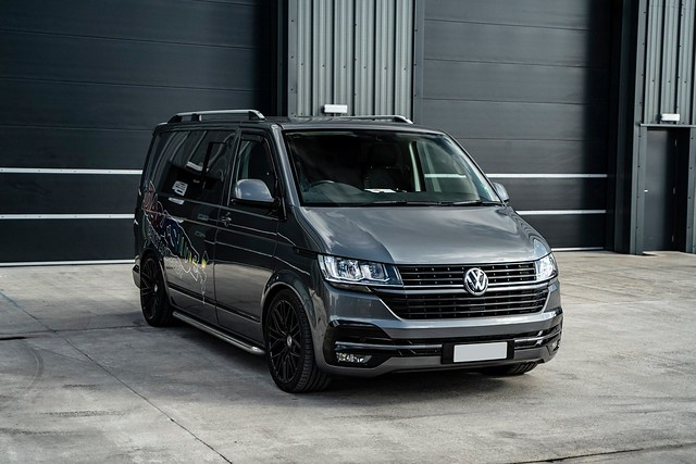 Transporter facelift