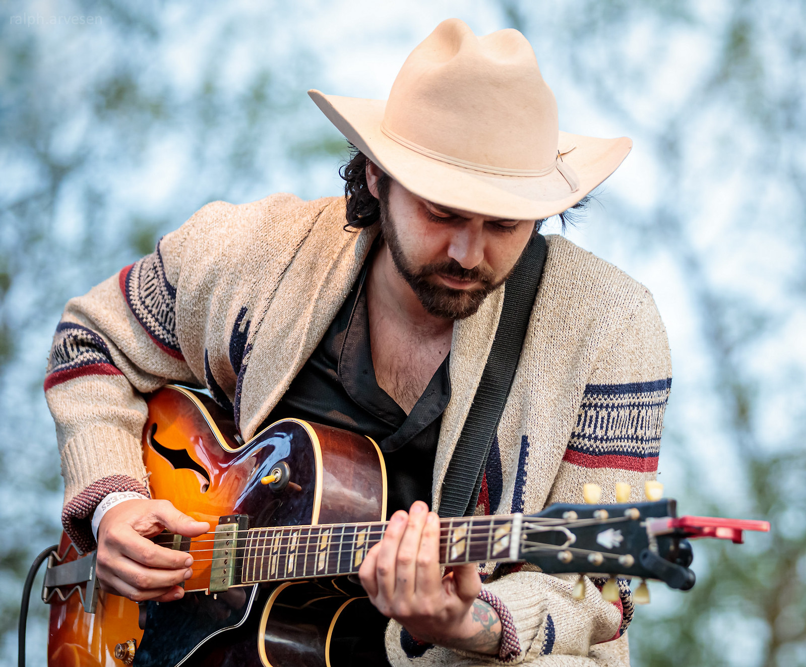 Shakey Graves | Texas Review | Ralph Arvesen