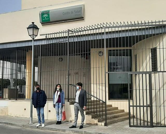 Centro de Salud Olivares
