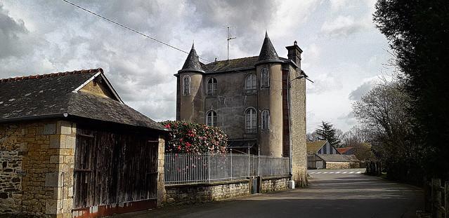 Manoir breton.