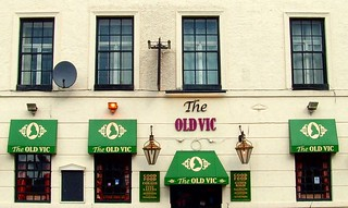 The Old Vic, pub in Preston | by Tony Worrall
