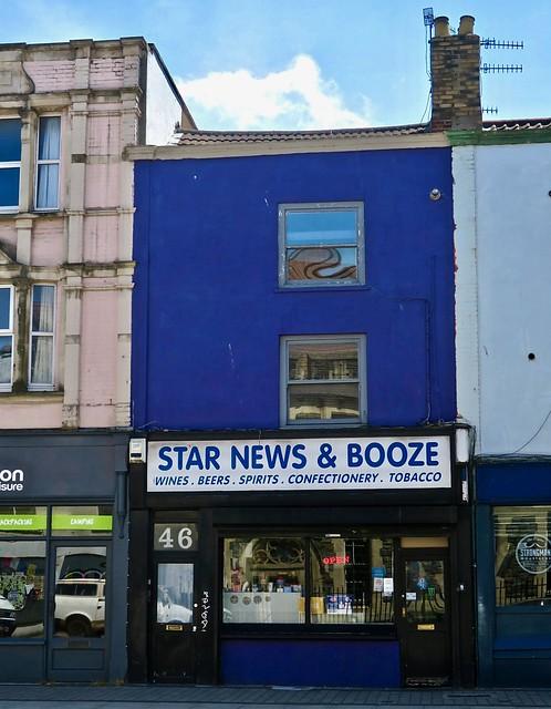 Star News & Booze, Bristol, UK