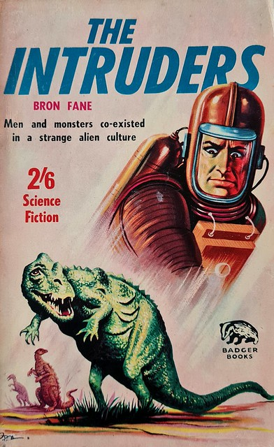 The Intruders - Badger Book - SF 89 - Bron Fane - May 1963