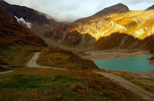 Remembering the Alpine autumn