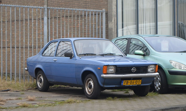 1979 Opel Kadett C FD-86-DD