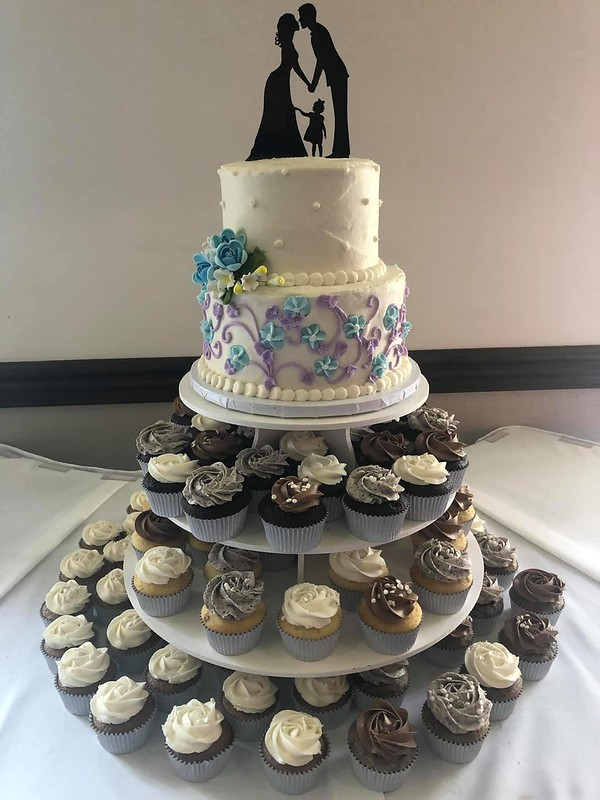 Cake by Once Upon A Cupcake