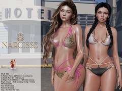 -Narcisse- Kylie 'kini Fameshed - UPDATED
