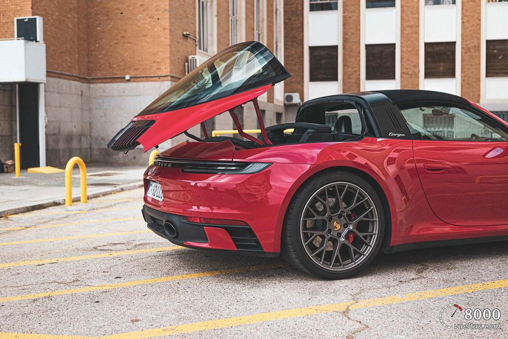 Porsche 911 Targa 4S -  8000vueltas-60