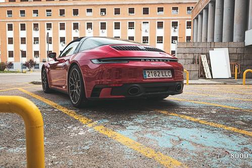 Porsche 911 Targa 4S -  8000vueltas-30