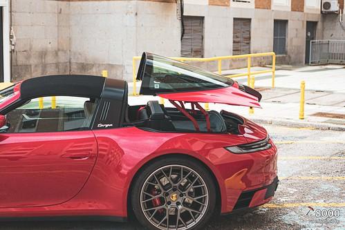 Porsche 911 Targa 4S -  8000vueltas-29