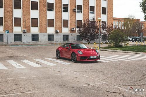 Porsche 911 Targa 4S -  8000vueltas-21