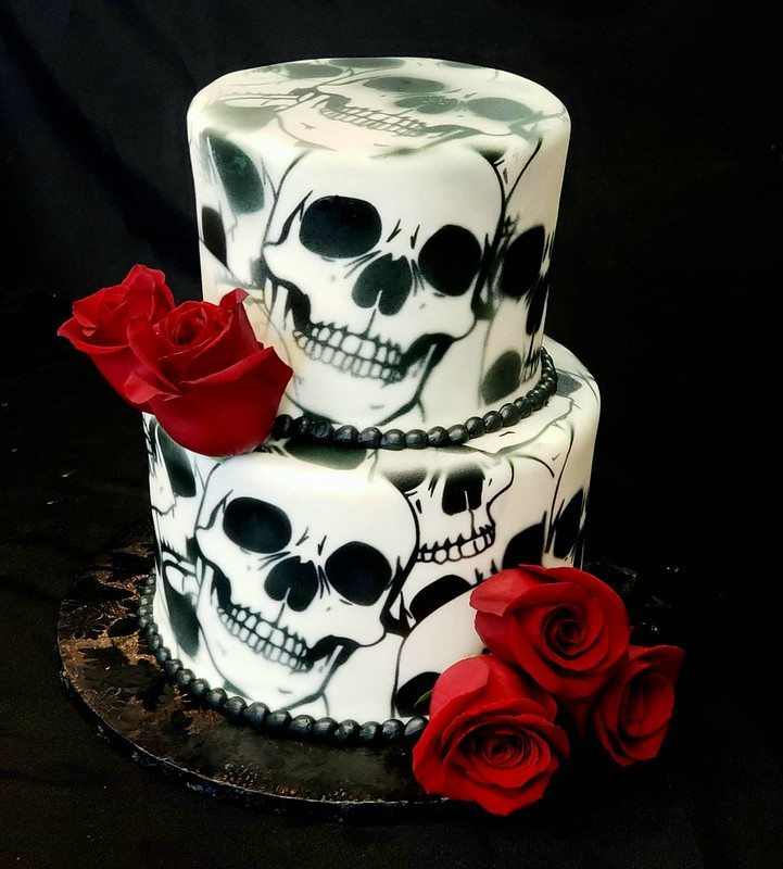 Cake by Marie's Gourmet Bakery
