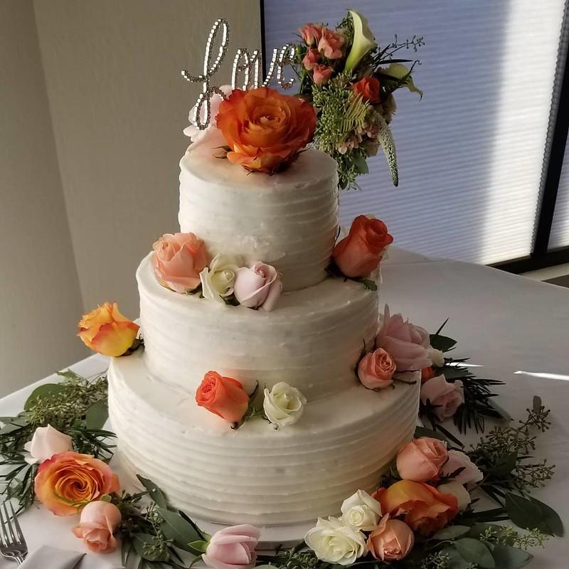 Cake by J&B Cupcake Creations