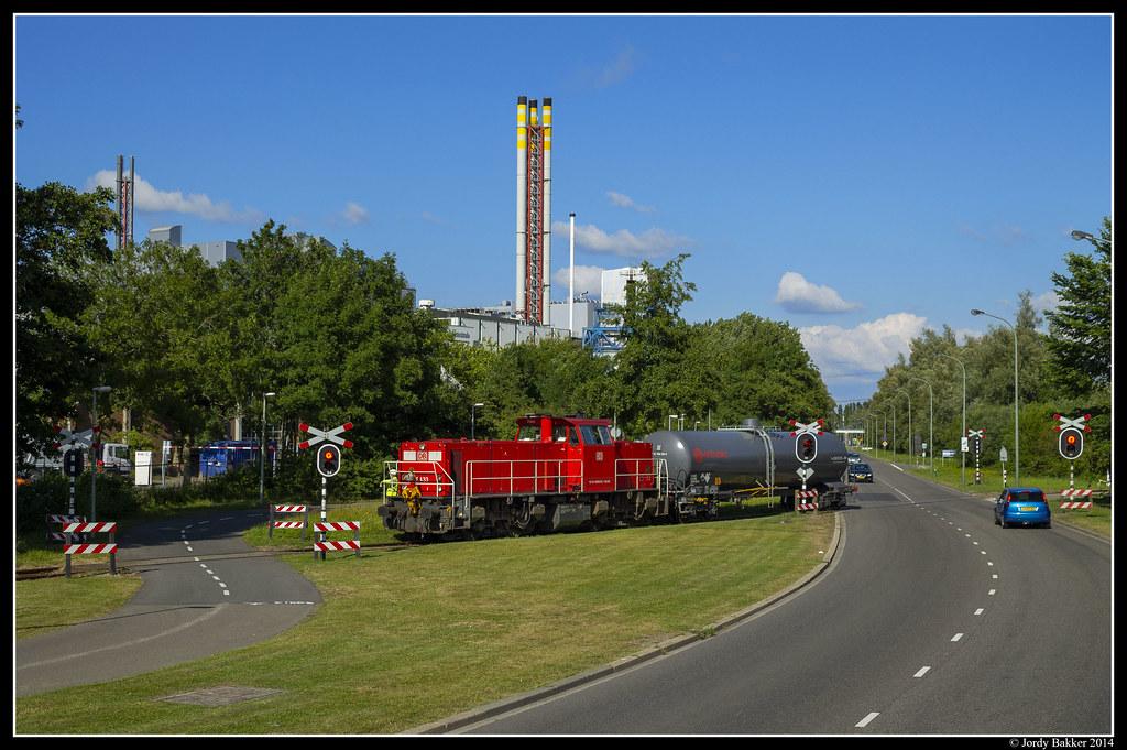 DB Schenker 6433, Dordrecht