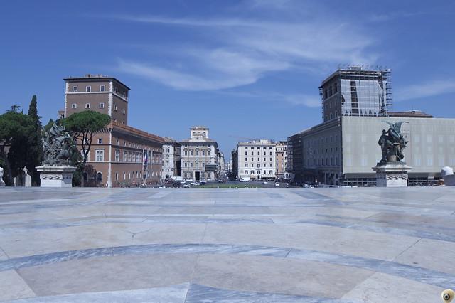 Roma, ciudad abierta.