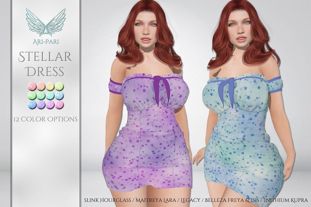 [Ari-Pari] Stellar Dress