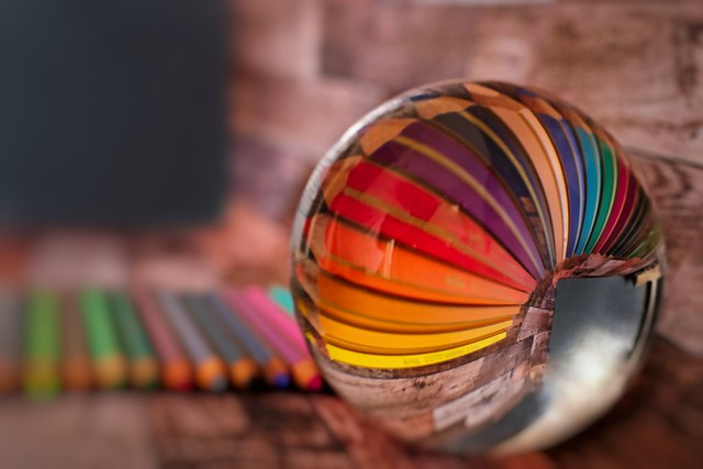 Horizon of colours