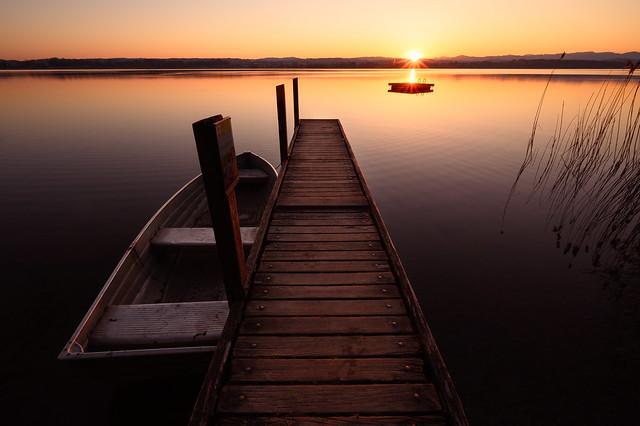 Greifensee Sunrise
