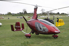 D-MCAV AutoGyro Europe Cavalon [V00004] Popham 050512