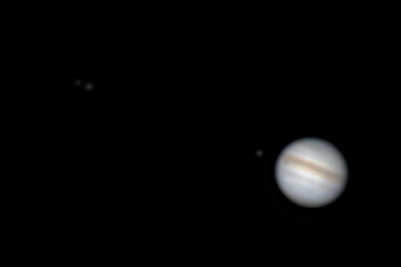 エウロパによるガニメデの掩蔽(2021-04-06)