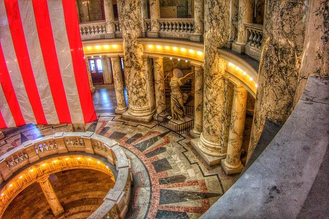 Boise Idaho ~ State Capitol of Idaho ~ Rotunda